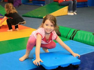 Indoor play in Marin and the Bay Area