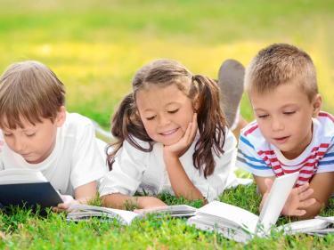 Kids Reading Challenge
