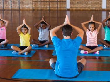 Kids Yoga Classes in Marin
