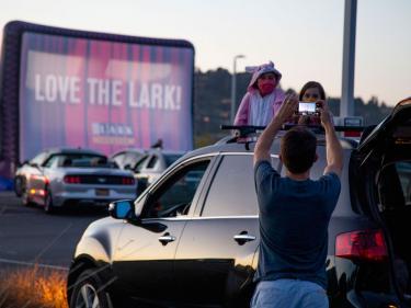The Lark Drive-In