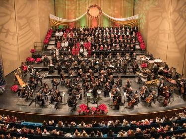 Marin Symphony Holiday Pops Concert