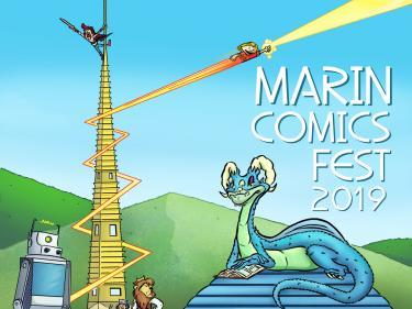 Marin Comics Fest 2019