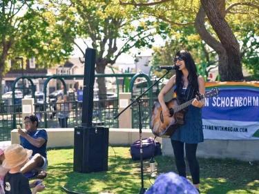Megan Schoenbohm concert