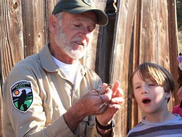Nature for Kids hikes Marin County Parks
