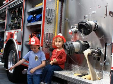 Novato Fire District Open House