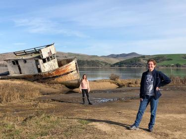 Point Reyes shipwreck Inverness