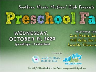 Southern Marin Mother's Club Preschool Fair