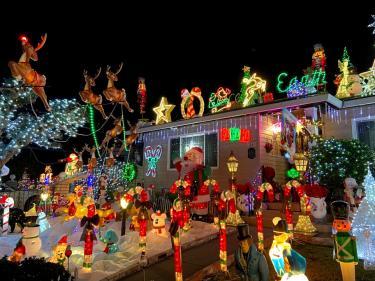 The Rombeiro Christmas House