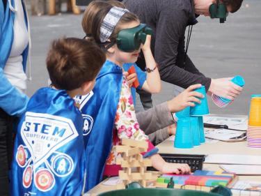 STEM Superhero Festival