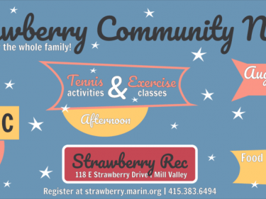 Strawberry Community Night