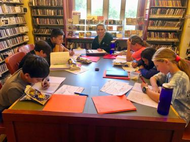 Summer Fun Writing Camps