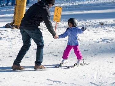 Tahoe skiing