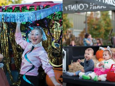 Trunk or Treat Mill Valley Community Center