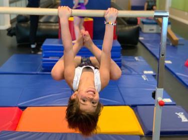Tumblespot Gymnastics Camp