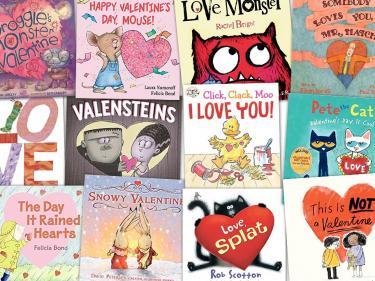 Valentine's Day Kids' Books
