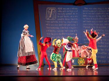 ODC/Dance the Velveteen Rabbit holiday performance
