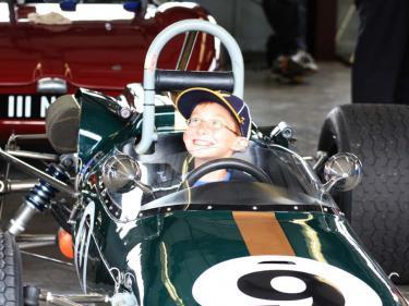Vintage racing Sonoma Raceway
