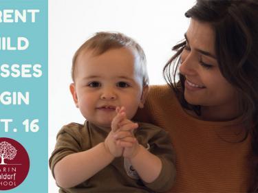 Marin Waldorf Parent-Child Classes