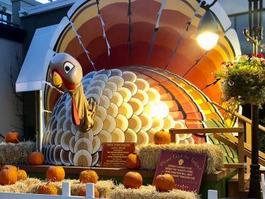 World's Largest turkey Corte Madera