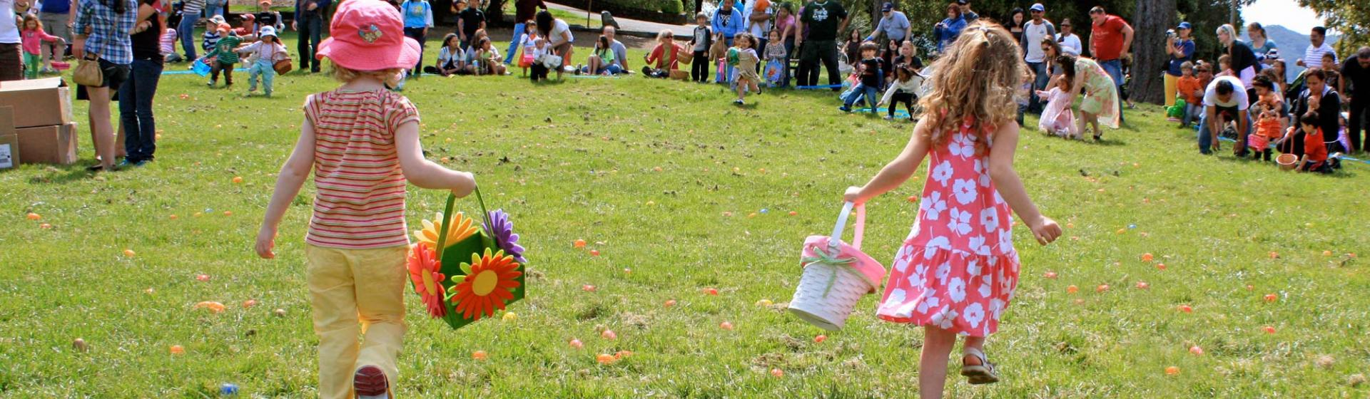 Easter Egg Hunts in Marin