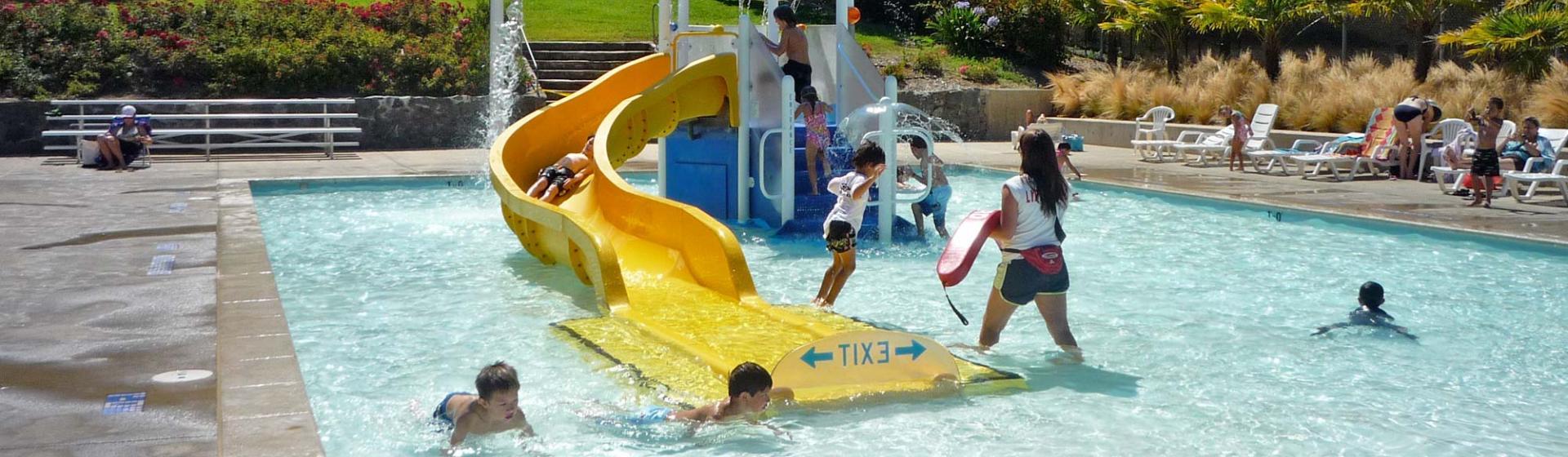 Cool Off At Marin Community Pools 2018