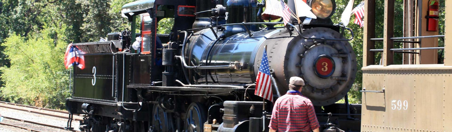 Northern California Train Rides and Railroad Adventures